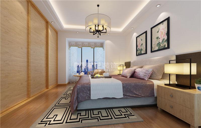 星艺设计卧室效果